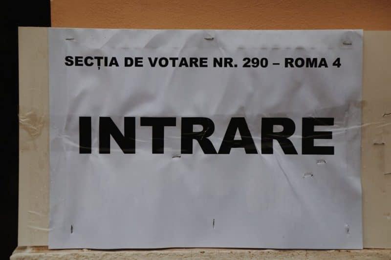 roma votare