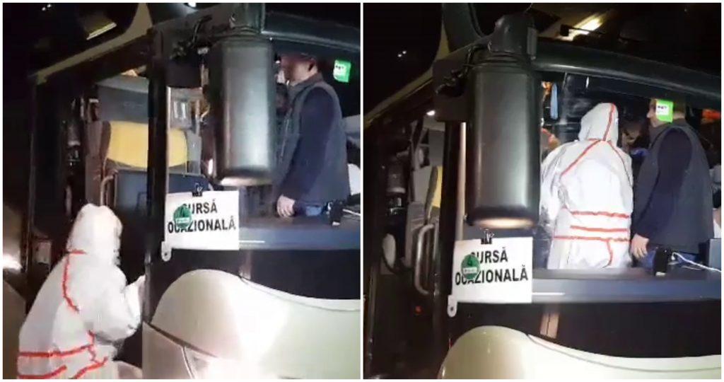 VIDEO Copiii și profesorii din Alba, plecați în excursie în Italia, au ajuns în țară. Medic, la Vama Borș: Nu prezintă simptome