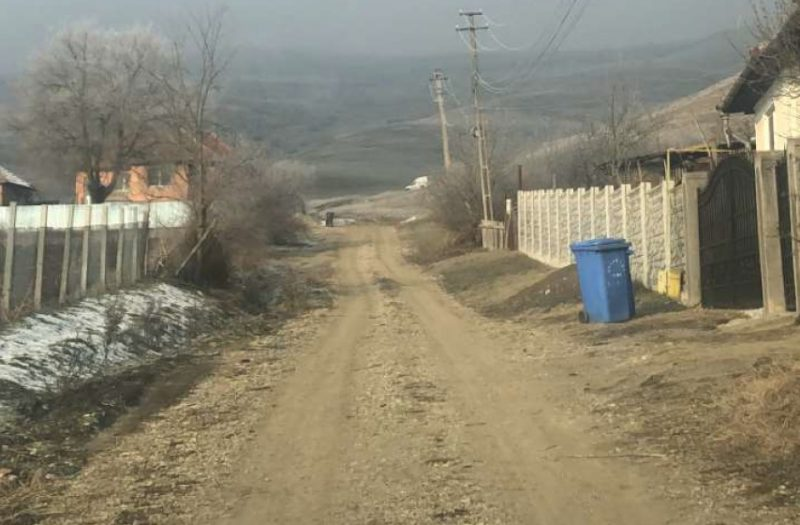 """""""Marea asfaltare"""", la Cistei: 17 străzi din localitate vor fi reabilitate, printr-o investiție de peste 2,3 milioane de lei"""