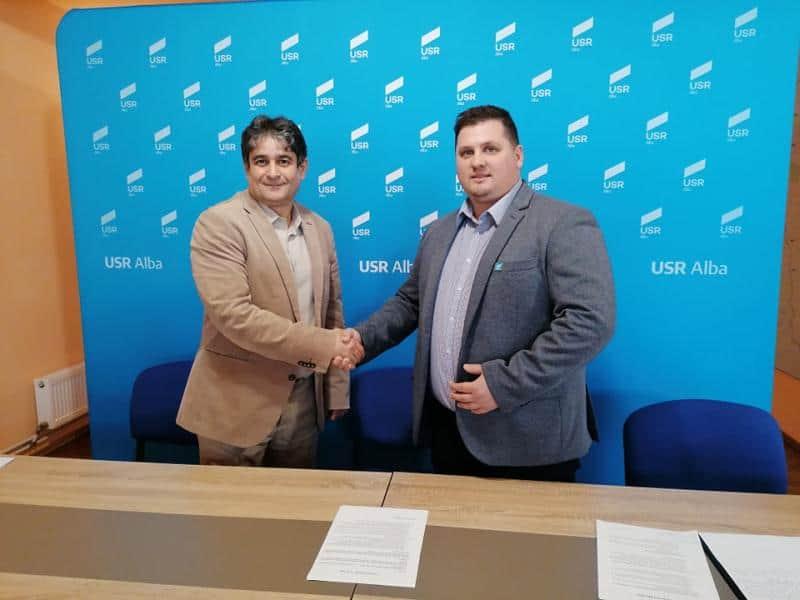 Obiectivele lui Gabriel Pleșa și USR la Alba Iulia: Primar, viceprimari și majoritate în consiliu. Alianța cu PSD, exclusă