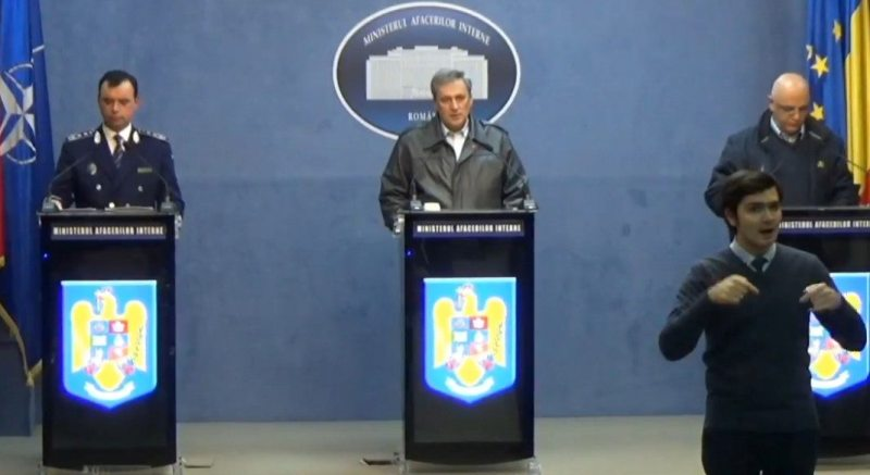 LIVE VIDEO: Peste 2000 de cazuri COVID-19 în România. Ordonanțele Militare 5 și 6. Declarații Marcel Vela, Raed Arafat