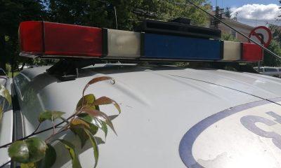 politie, IPJ, masina politie, girofar, politie ziua
