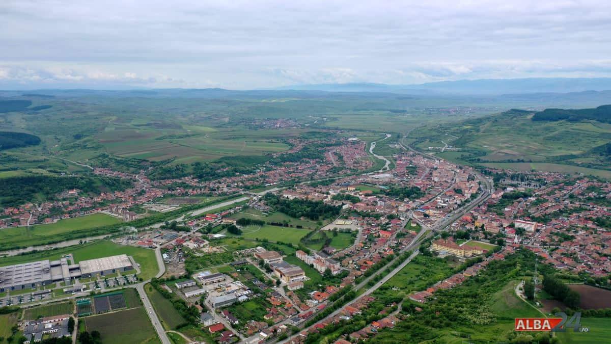 Șoseaua ocolitoare a municipiului Blaj: 230.000 de lei pentru elaborarea studiului de fezabilitate și a studiului geotehnic